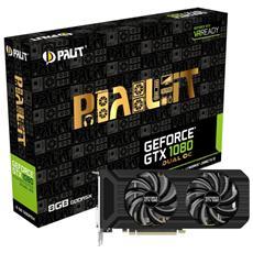 PALIT - GeForce GTX 1080 8 GB GDDR5 Pci-E Dual Link DVI-D...