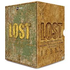 Dvd Lost - La Collezione Compl. (39 Dvd)
