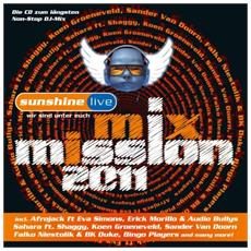 Sunshine Live Mix Mission 2011 (2 Cd)