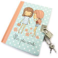 diario 'lolita' blu (i miei piccoli segreti) - [ n2706]