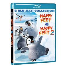Brd Happy Feet + Happy Feet 2 (2 Brd)