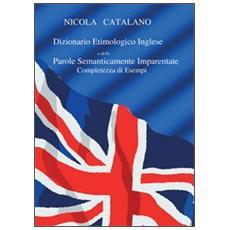 Dizionario etimologico inglese