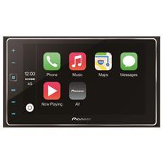 Sintomonitor SPH-DA120 Supporto MP3 / WMA / FLAC / DivX 4x50Watt Display 6' Bluetooth USB ingresso AUX AppRadio Mode compatibile Apple