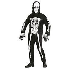 Costume da Uomo Scheletro Taglia M