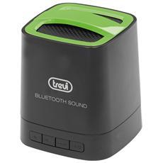 Mini Altoparlante Portatile per Smartphone / Tablet Bluetooth 3W Verde