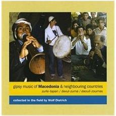 Macedonia - Gipsy Music Of. . .