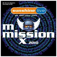 Sunshine Live Mix Mission 2010 (2 Cd)