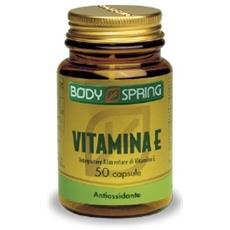 Body Spring Vitamina E Naturale 200 Angelini