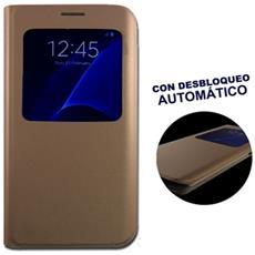 Custodia Samsung Galaxy S7 Edge Ref. 131728 Pu Dorato
