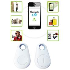 Localizzatore Bluetooth Gps Portachiavi Anti Lost Selfie Itag Per Iphone Android