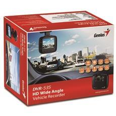 DVR-535, SDHC, Accendisigari, DC, Windows 7 Home Basic, Windows 7 Home Basic x64, Windows 7 Home Premium, Windows 7 Home Premium x64, , Ioni di Litio, -20 - 55 °C
