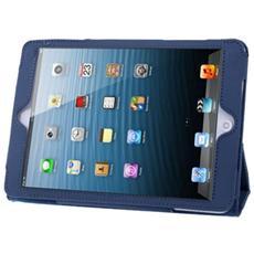 BT-CASE-LTNAIL Custodia a libro Blu compatibile Apple iPad Mini