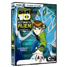 Dvd Ben 10 - Ultimate Alien - St. 02 #01