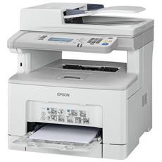 Workforce AL-MX300DTNF Stampante Multifunzione Stampa Copia Scansione Fax Laser B / N A4 35 Ppm Usb