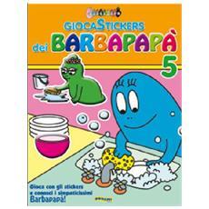 Barbapapa' - Gioca Stickers 5