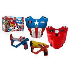Avengers - Mega Laser Set Con Luci E Suoni