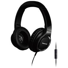 Cuffie RP-HF100E-K On-Ear con con Microfono Colore Nero