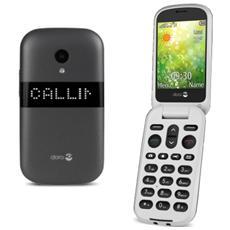 """6050 con Doppio Display 2.8"""" +Slot MicroSD Bluetooth Fotocamera 3Mpx colore Grigio / Bianco"""