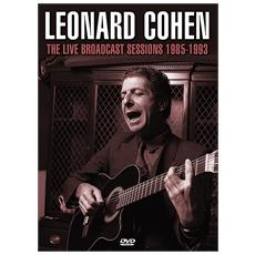 Leonard Cohen - The Live Broadcast Sessions 1985-1993