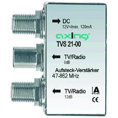 TVS 21-00 47 - 862MHz amplificatore di segnale TV