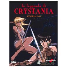 Leggenda Di Crystania (La) - Memorial Box (2 Dvd)