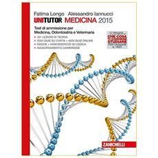 Unitutor medicina 2015. Con e-book