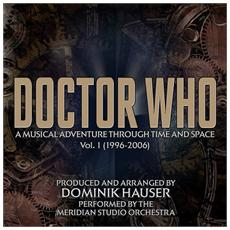 Doctor Who: A Musica - Ost