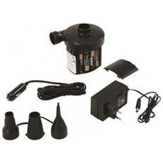 Pompa 3 Way Elettrica 12v + Batterie + Ac230v