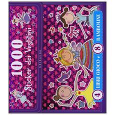1.000 Stickers Dei Vestitini