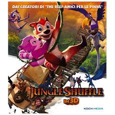 Jungle Shuffle (3D) (Blu-Ray 3D)