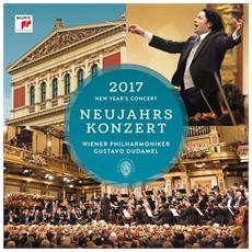 Gustavo Dudamel - New Year'S Concert 2017 / Concerto Di Capodanno 2017 (3 Lp)