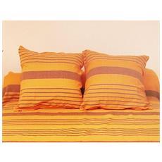 Mlance Fodera Per Cuscino 40 X 40 Cm Olympe Arancione