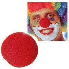 Set 3 Pezzi Naso Nasi Clown Nose Pagliaccio Spugna Festa Party Costume Cosplay Vestito Carnevale