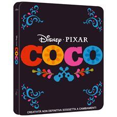 Coco (Blu-Ray 3D+Blu-Ray) (Steelbook)
