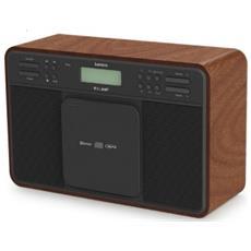 DAR-040 Analog / Digital 4W Quercia radio CD