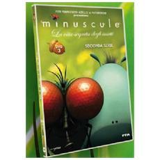 Dvd Minuscule - La Vita S. - Stag. 02 #03