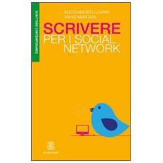Scrivere per i social network