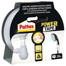 Power Tape 10mx50mm Bianco Bianco 10mx50mm