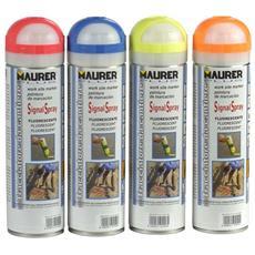 Tracciatore Tracciatori Spray colore Verde Fluorescente Maurer Plus 500 ml