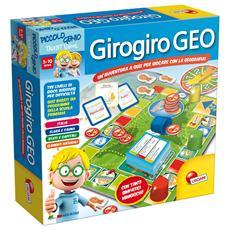 48908 - Piccolo Genio Ts Giro Giro Geo