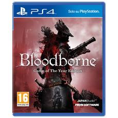 SONY - PS4 - Bloodborne GOTY
