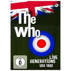 Who (The) - Live Generations Usa 1982
