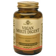 Vegan Multi Digest 50tavsolgar