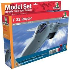 Model Set F-22 Raptor 1:72