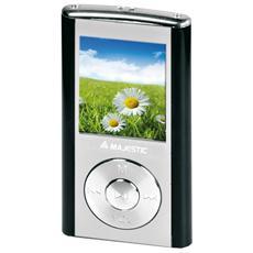 Lettore MP3 SDA-8358 8GB colore Nero / Silver