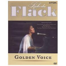 Dvd Flack Roberta - Golden Voice