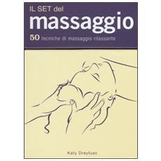 Il set del massaggio. Con 50 carte