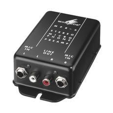 Preamplificatore Stereo Mpr-6 Per Microfono