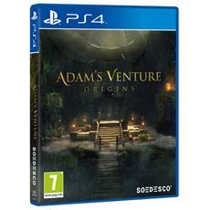 PS4 - Adam's Venture