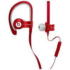 Auricolari Powerbeats 2 In-Ear con Control Talk - Rosso RICONDIZIONATO